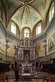 Chœur de l'église Saint-Nicolas-de-Myre, Jausiers, France.jpg