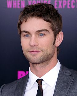 Chace Crawford vuonna 2012.