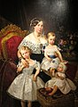 Chambord - tableau duchesse de Parme et ses enfants.jpg