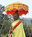 Champassak.- Vat Phou Portrait au temple de la montagne.jpg