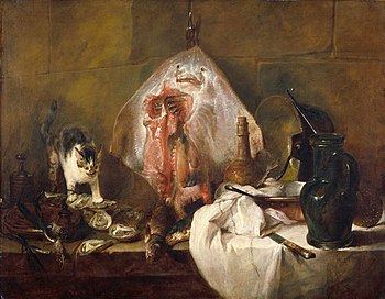 Deutsch: Jean-Baptiste-Siméon Chardin: Der Roc...