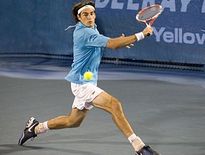 San Luis Open Challenger Tour - Frenchman Jérémy Chardy titled in doubles in 2007 alongside Marcelo Melo