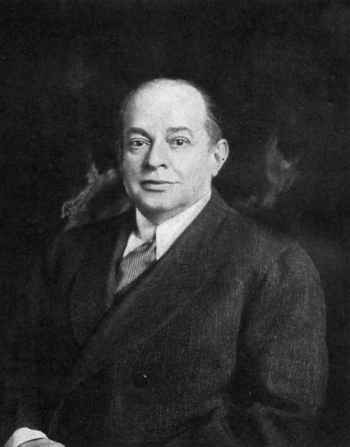 Charles Frohman c1914