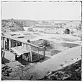 Charleston, South Carolina (vicinity). Interior view of Fort Moultrie. (Sullivan's Island) LOC cwpb.03092.jpg