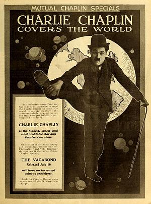 The Vagabond (film) - Advertising