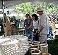 Cherish parrish indian market 2007.jpg