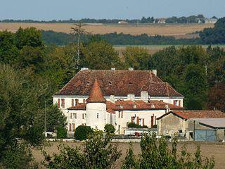 Cherval Commune in Nouvelle-Aquitaine, France