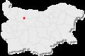Cherven Bryag location in Bulgaria.png