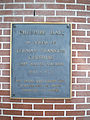 Cheshire Hall plaque 01.jpg
