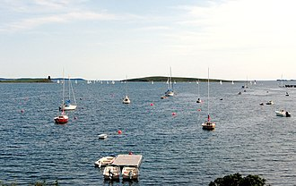 Chester, Nova Scotia - Front Harbour, Chester