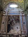 Chiesa abbaziale di s. michele a passignano, int., cappella di s.g. gualberto, altare di vincenzo meucci, 1730-40.JPG