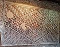 Chiesa di San Salvatore ad Chalchis cosiddetto Palazzo di Teodorico pavimento musivo appeso1.jpg