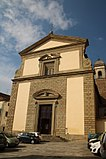 Iglesia de Santa María a Gradi, Arezzo (1591-1611)