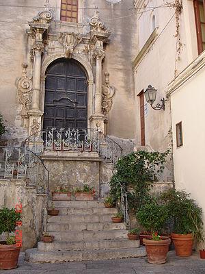 Cefalù - Church of St. Stefano.