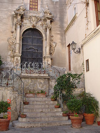 Cefalù - Church of St. Stefano.