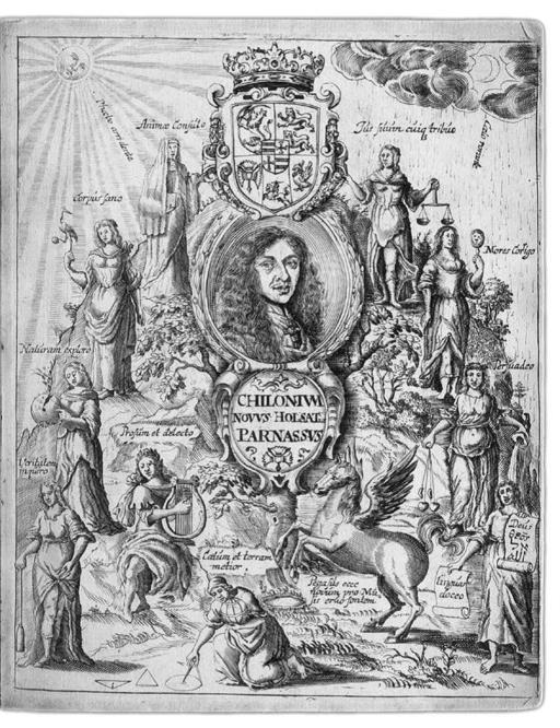 Chilonium. Novus Holsatiae Parnassus