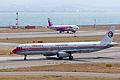 China Eastern Airlines ,MU516 ,Airbus A321-231 ,B-6642 ,Departed to Shanghai ,Kansai Airport (16802071345).jpg