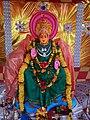 Chinalingala Dussera 2018 Balatripura sundari devi alankaram.jpg
