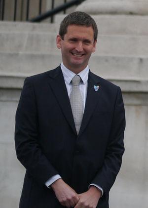 Chris Holmes, Baron Holmes of Richmond - Chris Holmes in 2012