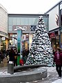 Christmas Tree, Palace Gardens Shopping Centre, Enfield - geograph.org.uk - 2204267.jpg
