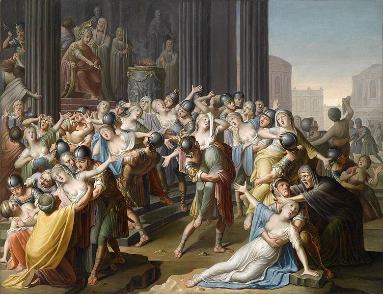 File:Christoph Fesel Der Raub der Sabinerinnen 1801.jpg