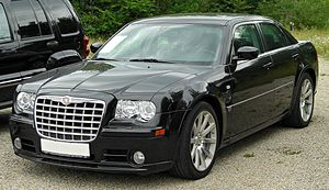 Chrysler 300 - Chrysler 300C SRT-8