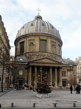 Poles in France - Notre-Dame-de-l'Assomption is the main Polish church of Paris.