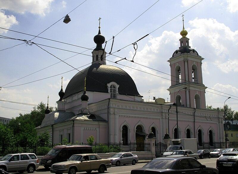 File:Church of Saint Nicholas in Pokrovskoe 16.jpg