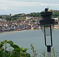 Church of St Mary's and Scarborough Castle - panoramio.jpg