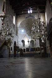 Church of the Nativity interior 2010 10.jpg