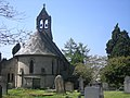 Churchyard of St. Michaels and All Angels at Welshampton - geograph.org.uk - 1261061.jpg