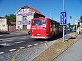 Chvaly, Náchodská, autobus linky 220.jpg