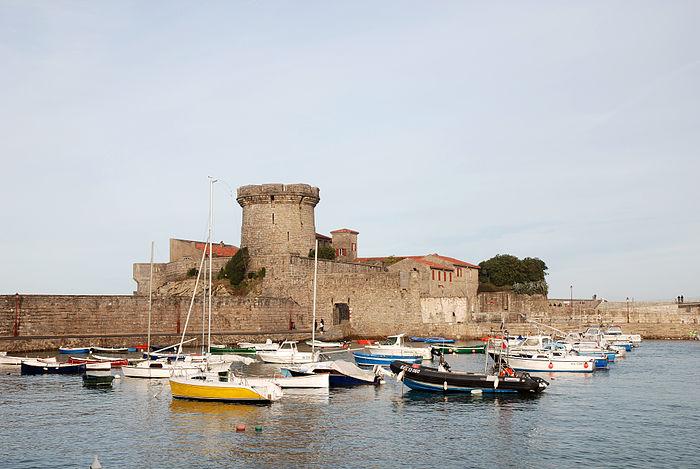 Ch teau du fort du socoa monument historique ciboure - Fort de socoa ...