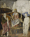 Cima da Conegliano, The Virgin and Child with Saint Andrew and Saint Peter (15th–16th century, unfinished).jpg
