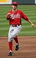 Cincinnati Reds starting pitcher Mike Leake (44) (5871393441).jpg