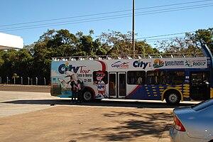 City Tour, Campo Grande - Julho 2006