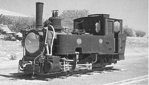 South West African Jung - Image: Class Jung 0 6 2T no 9