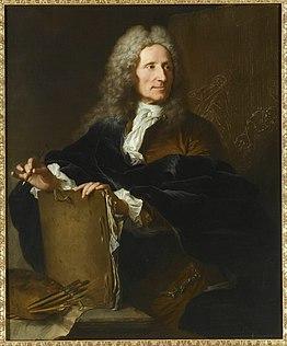Claude-Guy Hallé French painter