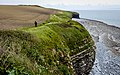 Cliffs at Llantwit Major (7961638074).jpg