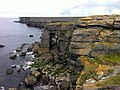 Cliffs from Black Fort - Inishmore (6030553337).jpg