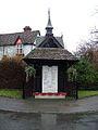 Clifton war Memorial. - geograph.org.uk - 120964.jpg