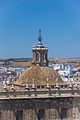 Clocheton Pinnacle Cathedral Seville Spain.jpg
