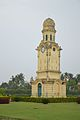Clock Tower - Hazarduari Complex - Nizamat Fort Campus - Murshidabad 2017-03-28 6307.JPG