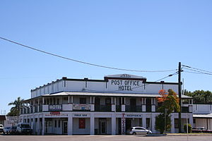 Cloncurry, Queensland - Post Office Hotel