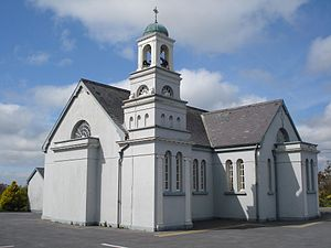 Cloonanaha - Catholic church of Clounanaha