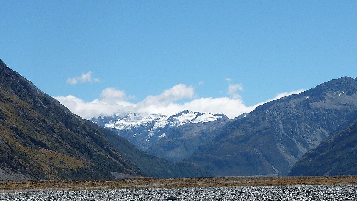 Newzealand Detail: Clyde River (New Zealand)