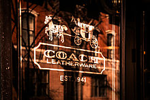 Coach Bleecker Street, 372-374 Bleecker street, New York, NY 10014, USA - Jan 2013 A.JPG
