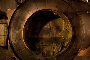 Pulverizer - Image: Coal Mill Klingenberg