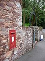 Cockington, postbox No. TQ2 21 - geograph.org.uk - 1464985.jpg