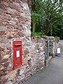 Cockington, postbox No. TQ2 21 - geograph.org.uk - 1464985.jpg